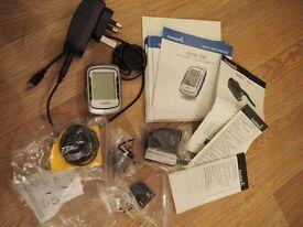 GARMIN EDGE 500 GPS HR/CAD BKW