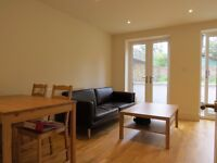 Acton Central. Stunning newly decorated 1 bedroom flat with a private garden.