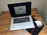 "Apple MacBook Pro 15.4"" Mid-2015 2.8GHz i7 Quad Core 1TB SSD 16GB RAM MJLU2B/A"