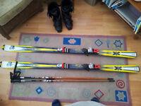 Skiing Equipment and ski