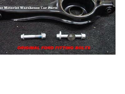FORD FOCUS MK1 1998-04 REAR LOWER WISHBONE SUSPENSION ARM COMPLETE WITH FITTINGS