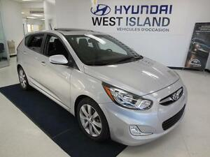 2014 Hyundai Accent GLS MAGS/TOIT OUVRANT 49$/semaine