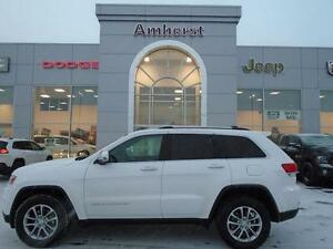 2016 Jeep Grand Cherokee LIMITED TONS OF WARRANTY REMAINING