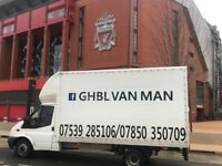 Removals, man With Van single items from £15