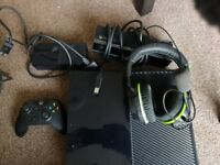 Xbox One Console with Headset, Controller & Kinect