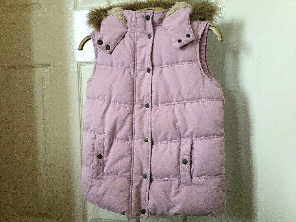 AGE 11/12 WINTER GILET