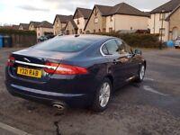 Jaguar XF 2.2 TD luxury model