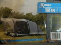 AirBeam Tent Kampa Bream 4 .