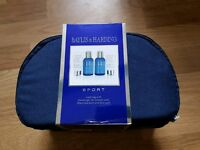 Brand New Baylis & Harding Sport Wash Bag with Contents