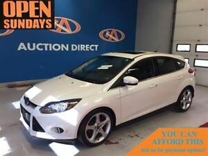 2013 Ford Focus TITANIUM! NAVI! SUNROOF! FINANCE NOW!