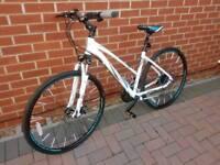 Indigo Verso X3, Ladies Alloy Hybrid Bike