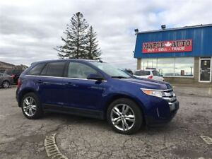 2013 Ford Edge Limited - NAV - LEATHER