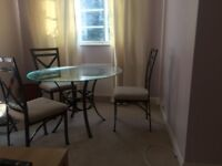 Coffee/ Dining Table for Sale + Chairs