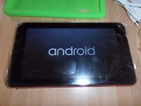 """B.T.C. 7 inch Tablet """"Android"""""""