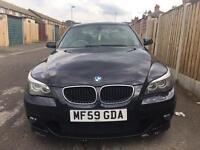 BMW 520 m sport b class