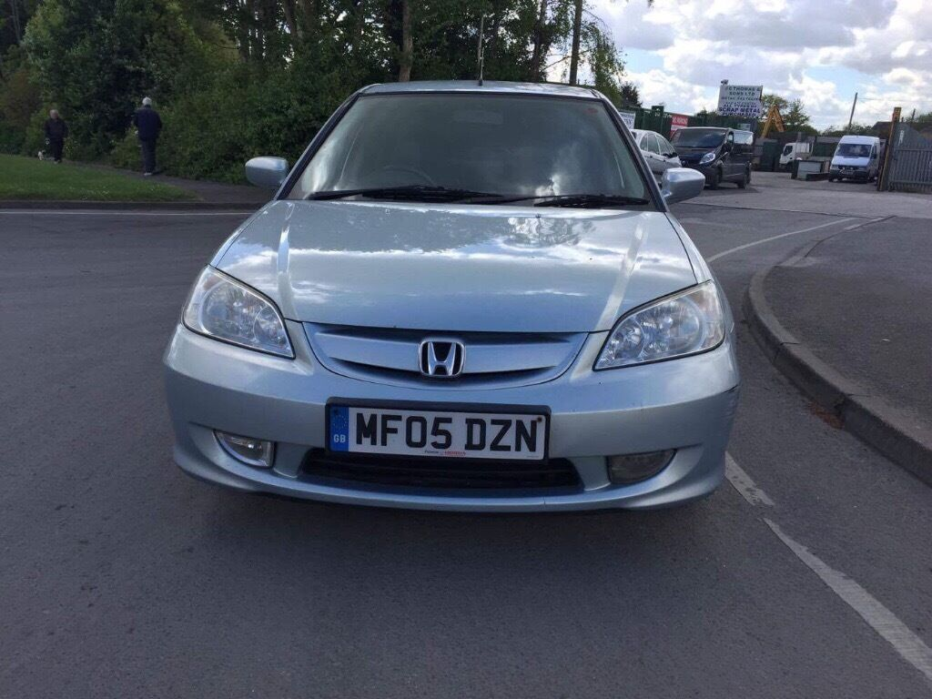 honda civic 1.3 petrol 5drs hybrid ima saloon | in yeovil