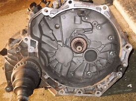 99/2005 vauxhall gear box for sale