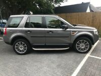 '08 landrover freelander 2.2 td4 Se Auto. Lovely spec, fantastic condition with spot on FSH to 138k
