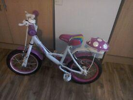 Girls bike excellent condition
