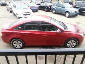 2014 Chevrolet Cruze 1LT   100% APPROVALS 10K CASH BACK oac Edmonton Edmonton Area image 5