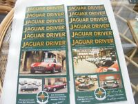 Jaguar Driver Magazines. 1997. Complete Year. 12 Issues