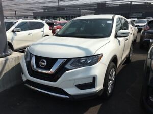 2017 Nissan Rogue S AWD Automatic