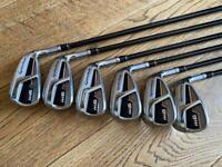 Taylormade M6 irons 5-PW | Regular shaft