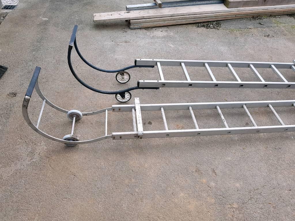Roof Ladders Aluminium