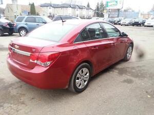 2014 Chevrolet Cruze 1LT   100% APPROVALS 10K CASH BACK oac Edmonton Edmonton Area image 4
