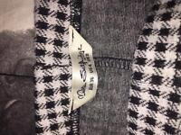 Miss selfridge high waist leggings (size 8)