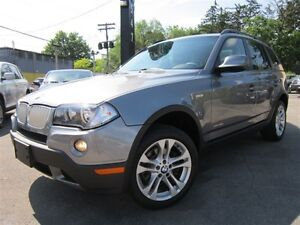 2010 BMW X3 XDRIVE30I~PANORAMA ROOF/67KMS/LOW KMS!!AWD