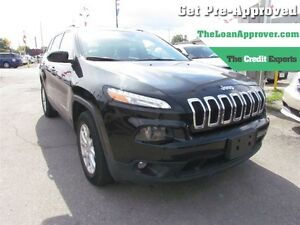 2015 Jeep Cherokee North | 4X4 | ONE OWNER