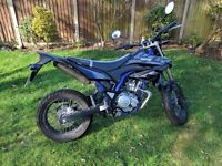 Yamaha WR125X 2014 Low Mileage, Good Condition/Runner £3000 ono