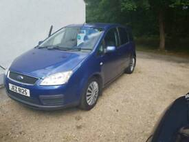 Ford focus cmax full years test