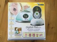 Tomy Digital Plus Baby Monitor - with box and instructions