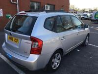 2006 Kia Careens 7 Seater Diesel Good Runner with history and mot