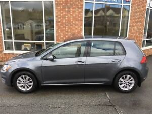 2015 Volkswagen Golf 1.8T Trendline | $70.50/wk, tax in, $0 down