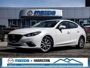 2014 Mazda MAZDA3 GS- BLUETOOTH, AUTOMATIC, CRUISE CONTROL!