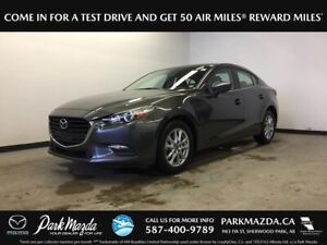 2018 Mazda Mazda3 GS AT - Bluetooth, Backup Cam, Heated Front Se