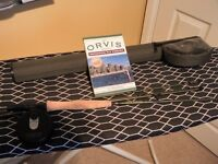 Orvis Streamline Junior Guide Fly Rod & Reel Outfit