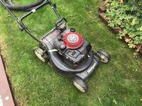 Petrol Lawnmower MASPORT Morrison 490