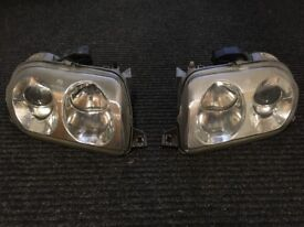 Alfa Romeo Headlights from 1999 Spider 16v T-spark