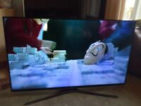SAMSUNG 50 LED TV (UE50J6100)NOT SMART) FREEVIEW HD/MEDIA PLAYER/SLIM DESIGN/FULL HD 1080P/200HZ
