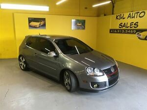 2009 Volkswagen GTI ~ TURBO ~ SUNROOF ~ HEATED SEATS ~ CLIMATE C