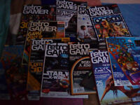 Retro Gamer Magazines