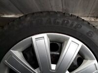Winter Wheels and Tyres. (VW Golf, Audi etc.)