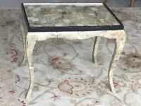 Shabby chic coffee table £5