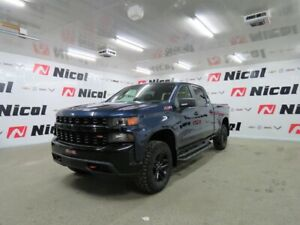 2019 Chevrolet K1500 SILVERADO CREW CAB CUSTOM TRAIL BOSS S/BOX
