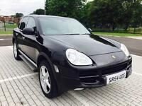 PORSCHE CAYENNE 3.2 V6 AUTOMATIC LEATHER 2005 12 MONTHS MOT