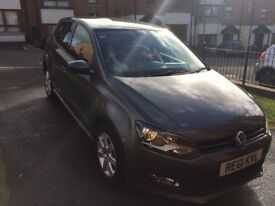 VW POLO 2011 MATCH 1.2 PETROL,Only 30K Miles!!!!,Full Service History, Long MOT, Excellent Condition